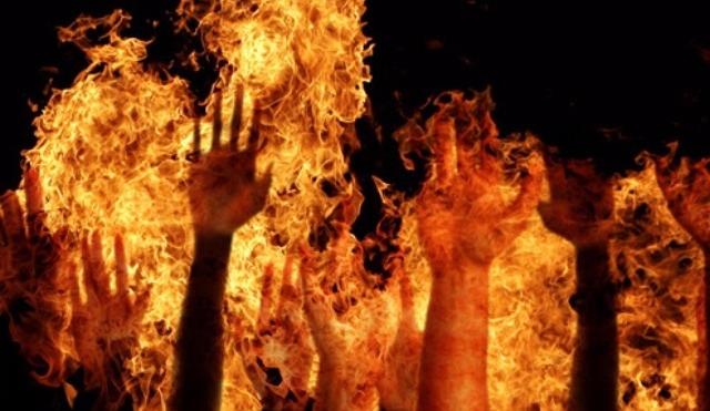 4 günah ateş islam müslüman