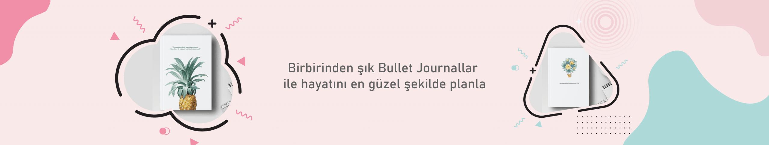 Bullet Journal Noktalı Defterler İslami Defter